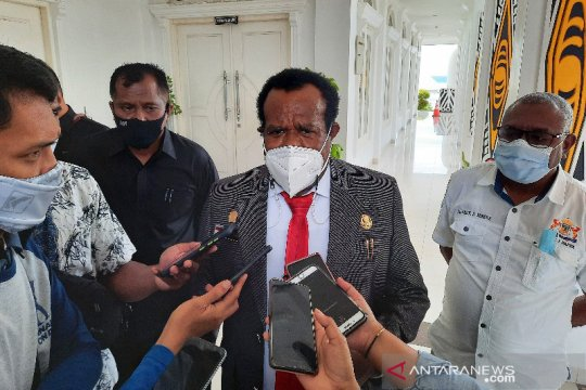 Pemprov Papua-TNI/Polri berkoordinasi terkait keamanan guru di Beoga
