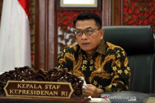 Kepala KSP paparkan 12 aksi pencegahan korupsi pada 2021-2022