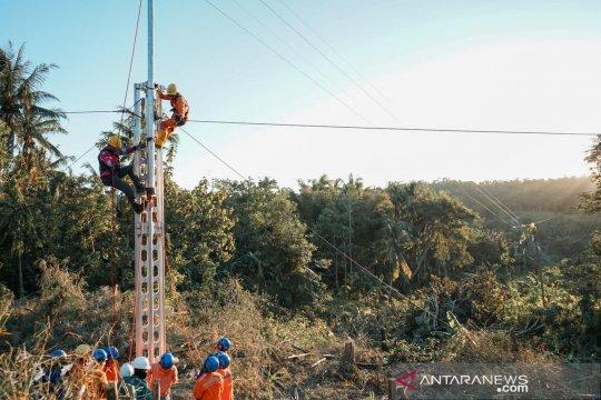 PLN telah memulihkan listrik enam kabupaten di NTT