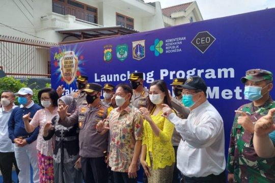 Kapolda Metro Jaya harap program vaksinasi massal jangkau masyarakat
