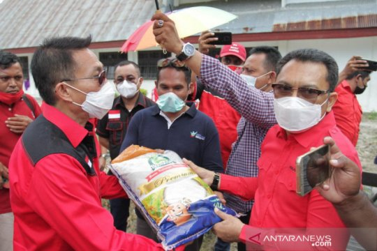 Anggota DPR minta pemerintah gerak cepat tangani bencana NTT