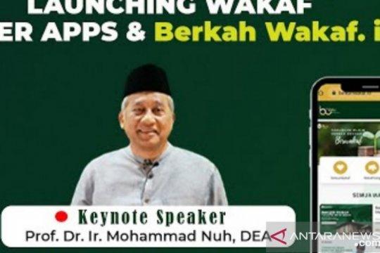 BWI luncurkan Wakaf Super Apss permudah masyarakat berwakaf