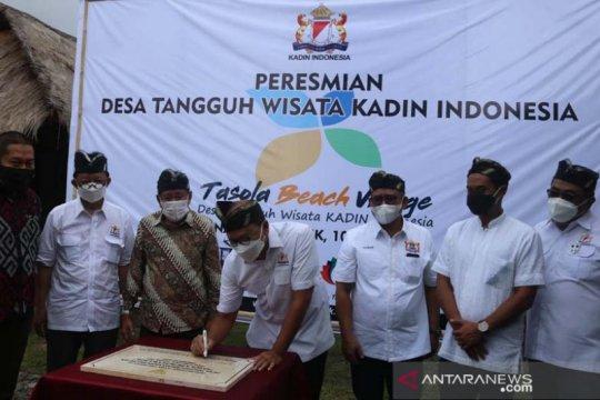 Kadin-KKP kolaborasi kembangkan desa tangguh wisata di Lombok Utara