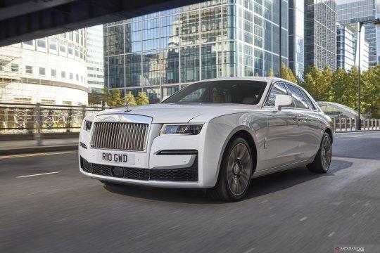 Rolls-Royce cetak rekor penjualan 1.380 mobil dalam tiga bulan