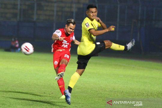 Persija Jakarta maju ke semifinal setelah kalahkan Barito Putera 1-0