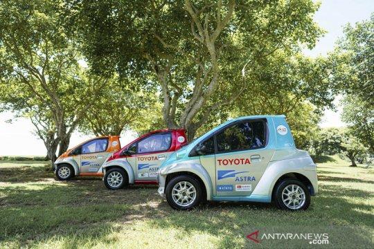 Toyota mulai produksi mobil hybrid di Karawang tahun depan