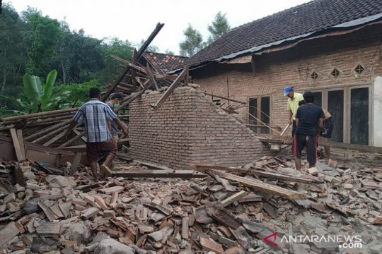 BPBD: 14 kecamatan di Jember terdampak gempa bumi