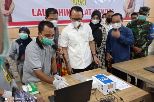 RSUD Mataram miliki alat GeNose untuk pemeriksaan COVID-19