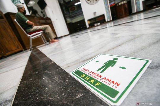 Sabtu, positif COVID-19 Jakarta bertambah 977 kasus