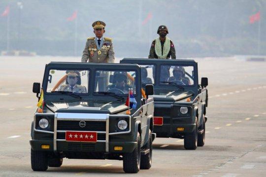 Aktivis Myanmar serukan pembangkangan terhadap junta militer