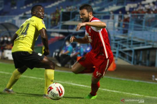 Marco Motta senang berlatih kembali bersama Persija