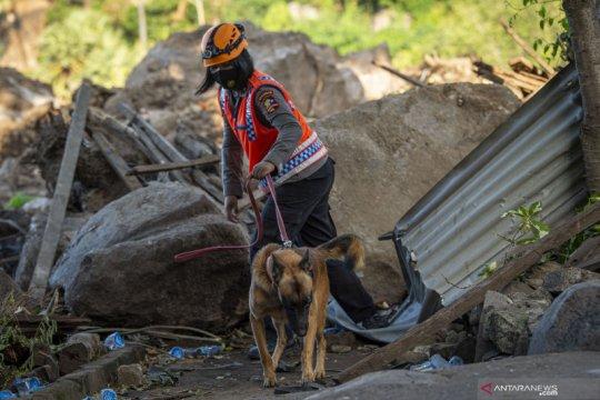 Bencana NTT, korban meninggal bertambah jadi 174 orang