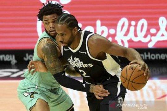 Clippers bungkam Mavericks pada gim ketiga playoff NBA