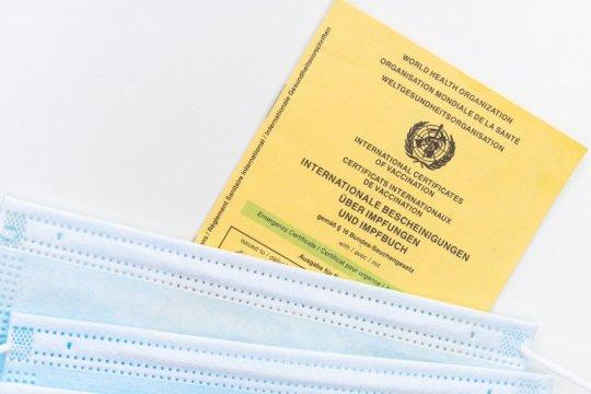 Kabar terkini paspor vaksin jadi syarat melancong ke luar negeri