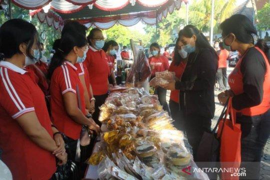 Jelang Hari Galungan, Pemkab Gianyar Gelar Pasar Tani
