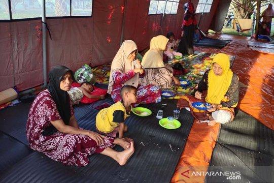 259 jiwa di Aceh Timur mengungsi akibat gas beracun