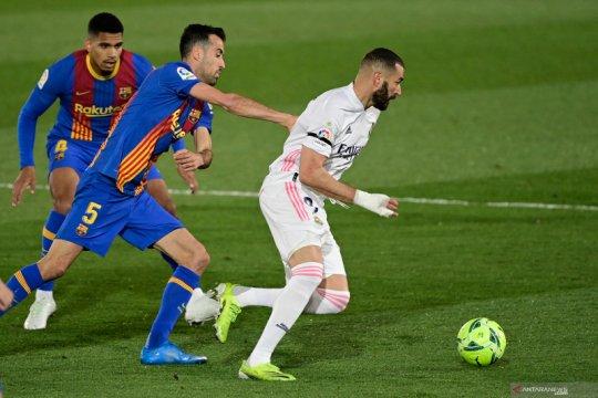 Real Madrid menangi El Clasico demi rebut puncak klasemen
