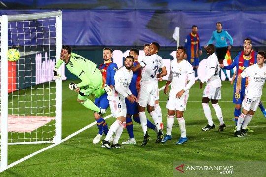 Liga Spanyol : Madrid menangi laga El Clasico 2-1