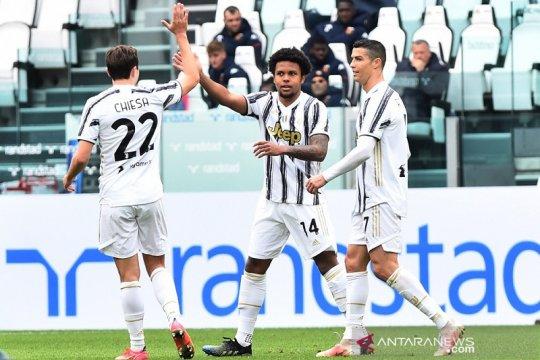 Juventus tidak bisa pastikan proyek Liga Super Eropa dimulai