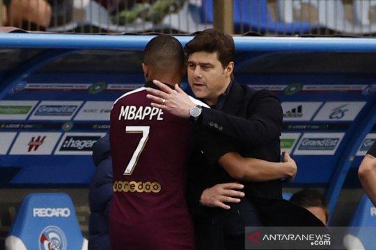 Pochettino ingin PSG terus beri tekanan ke Lille dalam perburuan gelar