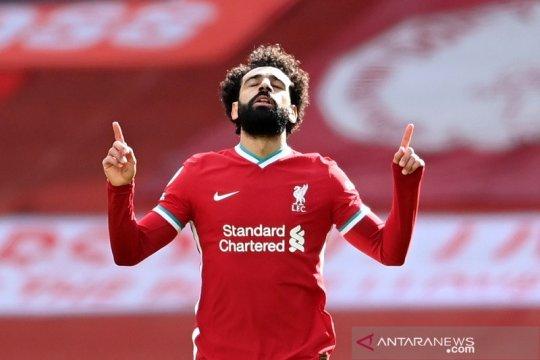 Salah bersumpah Liverpool berjuang keras agar finis di empat besar