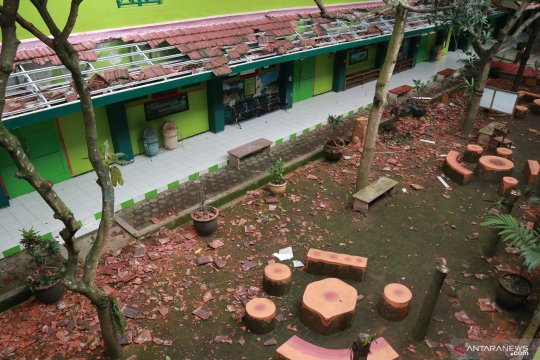 Pemkab Malang tetapkan status tanggap darurat bencana gempa