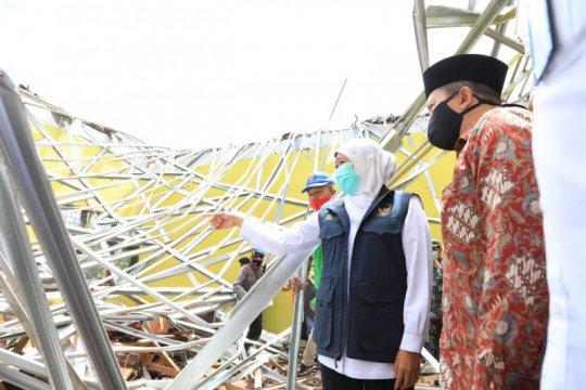Gubernur Khofifah minta Malang dan Lumajang siapkan tempat pengungsian