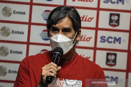 Coach Teco ingin pemain Bali United fokus laga 8 Besar