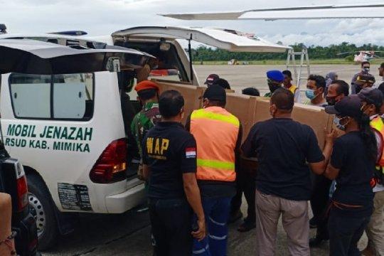 Pengungsi Beoga minta dievakuasi, persediaan makanan mulai menipis