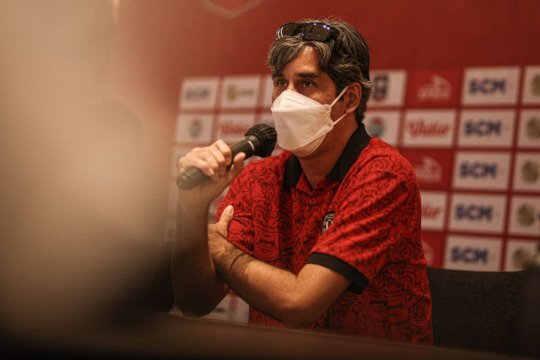 Coach Teco sudah kantongi nama pemain PSS yang jadi ancaman