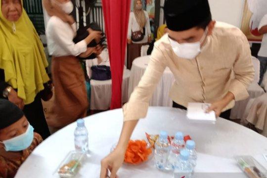 DPRD Kota Medan santuni anak yatim jelang Ramadhan