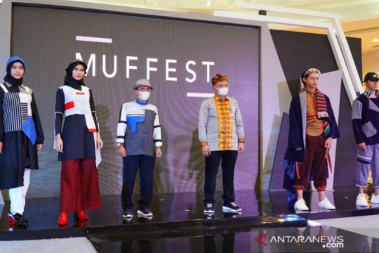 BLK Kendari tampilkan 12 busana tenun Sultra di Muffest Yogyakarta