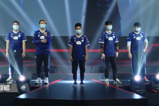 EVOS, Onic dan RRQ Hoshi kukuhkan posisi top 3 klasemen MPL Season 7