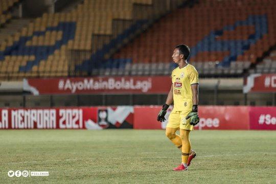 Kiper PSS: Fokus dan konsentrasi jadi kunci hadapi Bali United