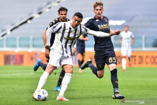 Cristiano Ronaldo minta kontrak baru kepada Juventus