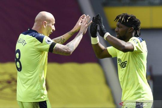 Liga Inggris: Newcastle atasi  Burnley 2-1