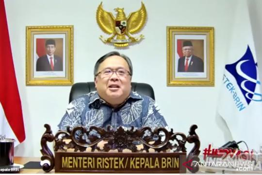"""Cerita Bambang Brodjonegoro jadi Menristek """"terakhir"""""""