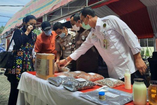 Nilai ekspor komoditas pertanian Sulut meningkat 170 persen