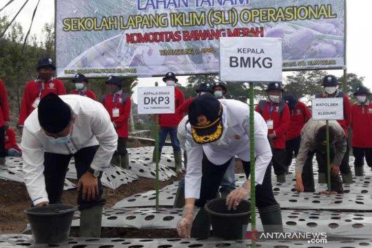 BMKG: petani bisa manfaatkan masa pancaroba untuk bertanam