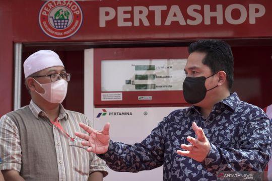 Pertamina targetkan 1000 pertashop di pesantren