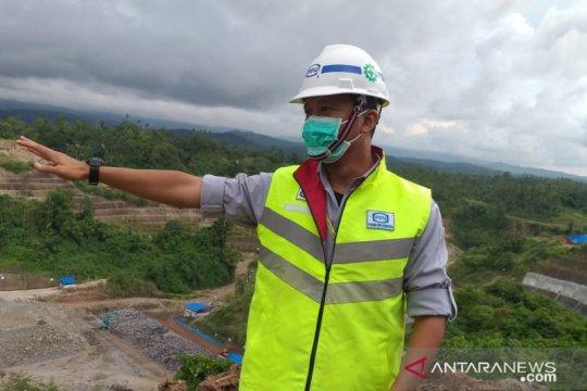 Bendungan Kuwil Kawangkoan-Sulut ditargetkan selesai akhir 2021