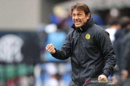 Antonio Conte jadi calon terkuat pelatih Tottenham Hotspur