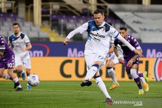 Atalanta atasi perlawanan sengit Fiorentina