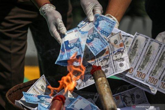 BI: Temuan uang palsu turun, seiring naiknya transaksi digitalisasi