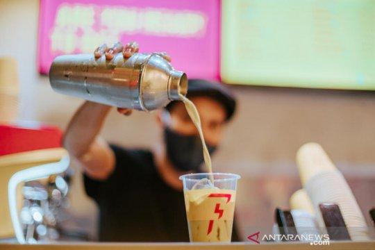 Flash Coffee hadirkan gerai kopi berbasis teknologi