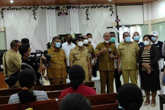 Pengungsi yang tinggal sekitar DAS Kota Kupang setuju direlokasi