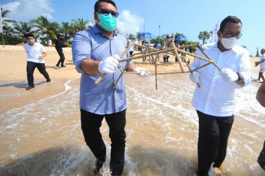 BTN dukung program konservasi terumbu karang di Bali