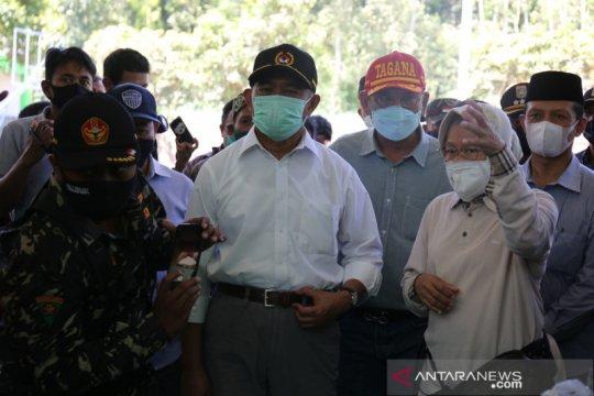 Kemensos serahkan santunan untuk 8 ahli waris korban gempabumi Malang