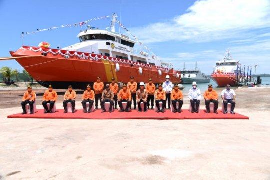 Basarnas luncurkan enam kapal cepat berteknologi canggih di Batam