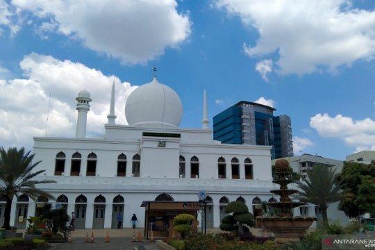 Hampir semua masjid besar di Jakarta selenggarakan Shalat Id